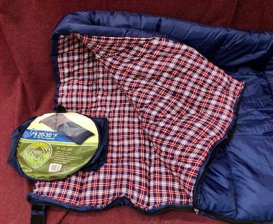 WENZEL BLUEJAY SLEEPING BAG