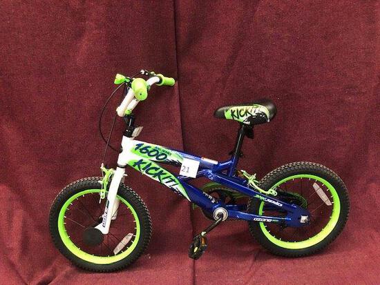 OZONE 500 1600 BMX BICYCLE