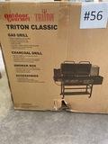 TRITON CLASSIC OUTDOOR GRILL