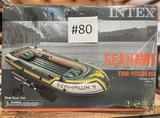 SEAHAWK 4 PERSON BOAT