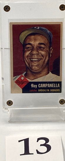 1953 TOPPS ROY CAMPANELLA