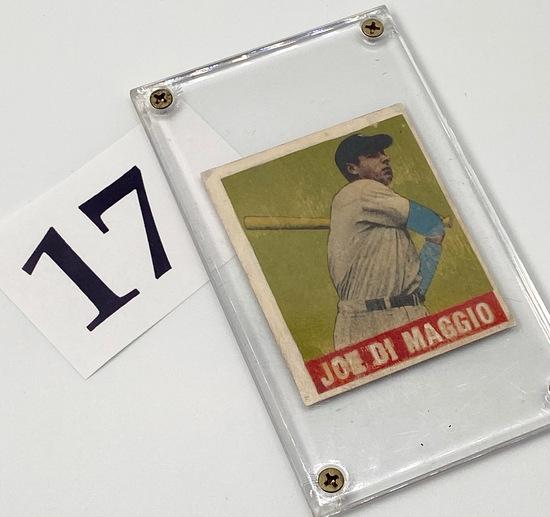 1948 JOE DI MAGGIO CARD