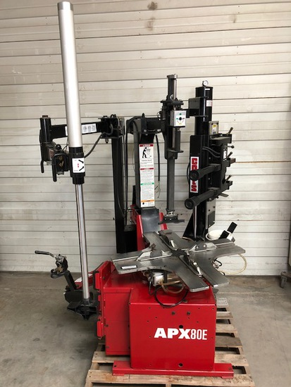 COATS APX 80E TIRE MACHINE