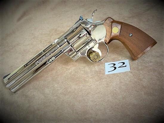 GUNS, SCOPES, AMMO & HARLEY DAVIDSON AUCTION