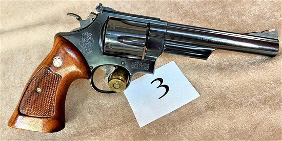 SMITH AND WESSON 29-3 44MAG