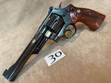 SMITH AND WESSON 25-2 45CAL REVOLVER