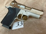 SMITH AND WESSON MODEL 4013 40CAL PISTOL