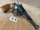 SMITH AND WESSON 14-4 38CAL REVOLVER