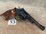SMITH AND WESSON 19-3 .357CAL REOLVER
