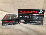 LOT OF WINCHESTER .308WIN AMMO