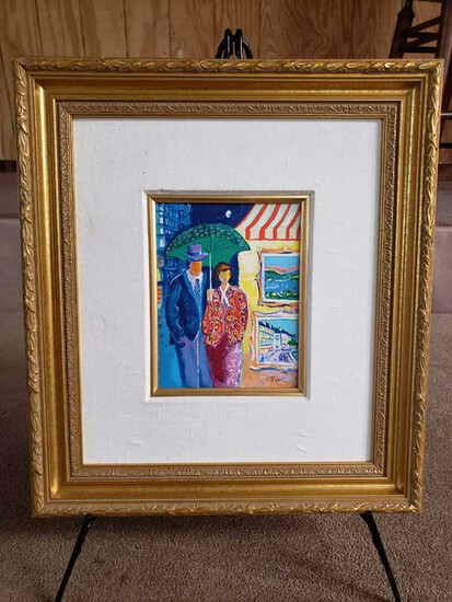 "Framed ""Destiny"" by Jean-Claude Picot 37/90"