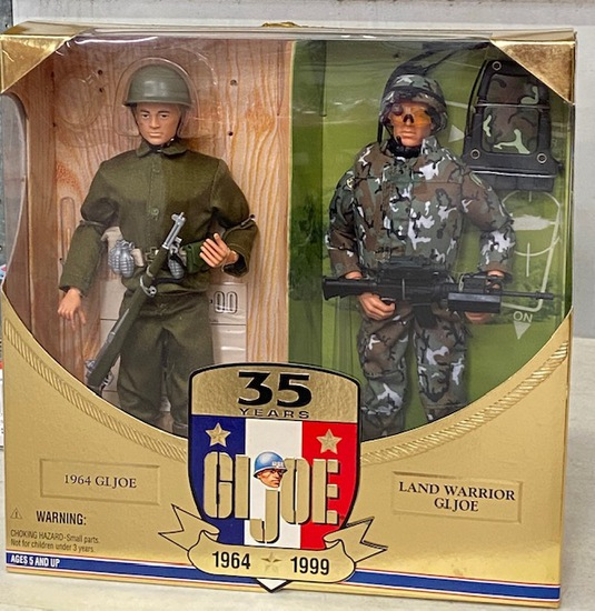 G.I. JOE 35 YEAR COMMEMORATIVE