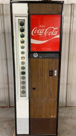 1960'S ANTIQUE COCA-COLA COOLER