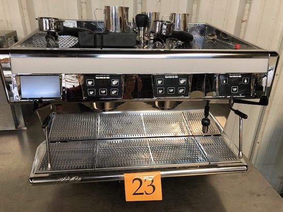 UNIC STELLA DI CAFFE ESPRESSO MACHINE