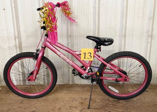 GIRLS HUFFY BICYCLE