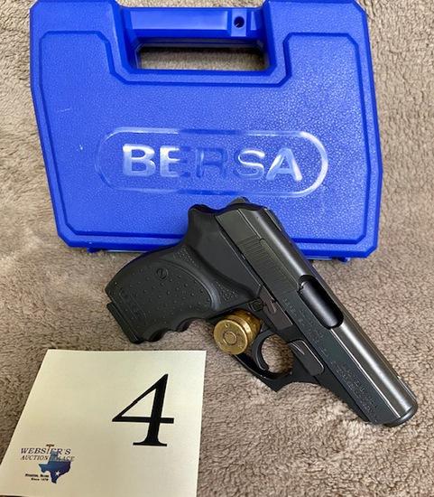 BERSA .380 PISTOL