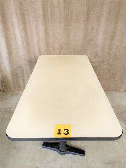 "Lot of 6 Rectangular Dining Tables 30"" x 60"""