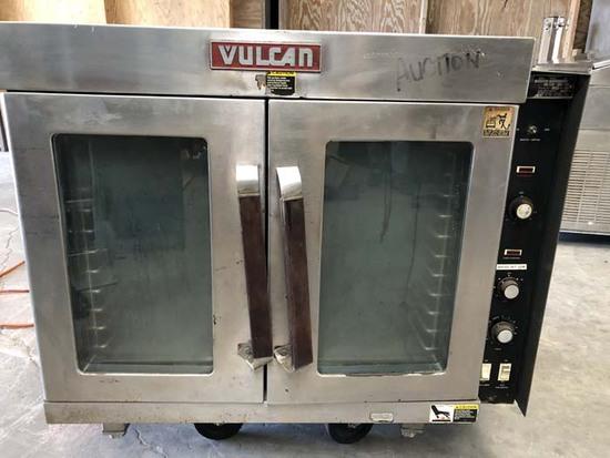 VULCAN ET-88 CONVECTION OVEN