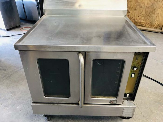 SOUTHBEND SINGLE DECK CONVECTION OVEN