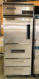 VICTORY UPRIGHT FREEZER WITH DRAWERS