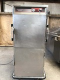 FULL SIZE HEATED FOOD WARMING CABINET