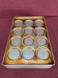 LOT OF MUFFIN PANS