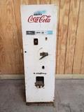 VINTAGE COCA-COLA DRINK MACHINE