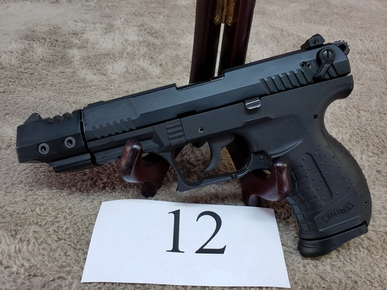 SMITH & WESSON P22 WALTHER 22LR PISTOL