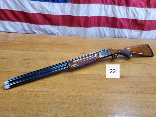 WEATHERBY MODEL ORION 12GA SHOTGUN
