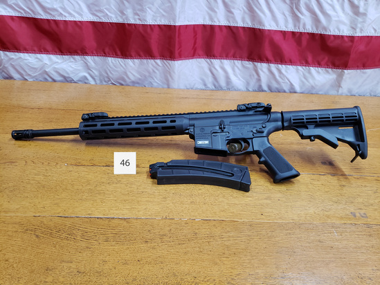 SMITH & WESSON MP 15-22 RIFLE