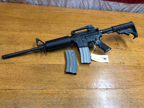 SMITH & WESSON M&P-15 MILITARY & POLICE MODEL