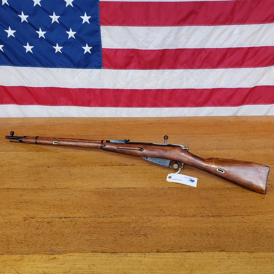 PW ARMS M91 / 30 7.62 X 54R RUSSIA 1943 RIFLE