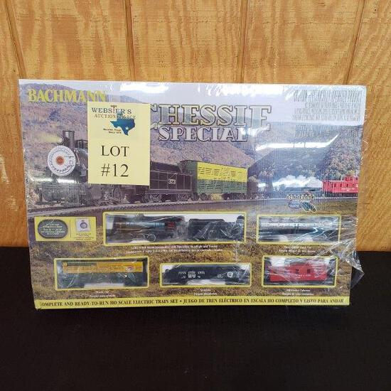BACHMANN CHESSIE SPECIAL HO SCALE ELECTRIC TRAIN SET