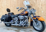 2003 HARLEY DAVIDSON MOTORCYCLE 100TH ANNIVERSARY #73 OF 200 WITH 1,082 MILES