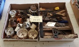 LOT OF TOOLS  - HOLE SAWS, PLIERS, MISC. TOOLS