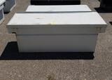 RKI WHITE TRUCK TOOLBOX