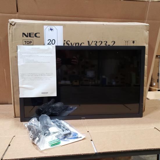 NEC MULTISYNC V323-2 32 INCH MONITOR