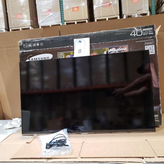 SAMSUNG RM40D SMART TV RETAIL $800.00