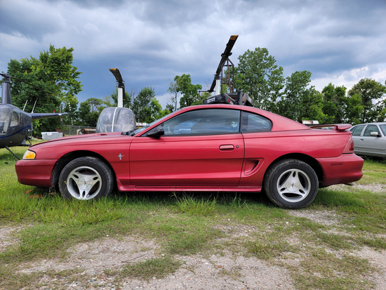 1998 FORD MUSTANG 2DR FASTBACK