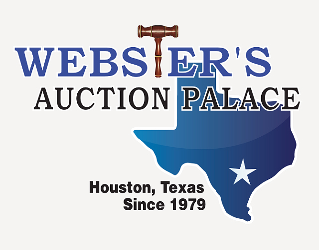 Webster's Auction Palace