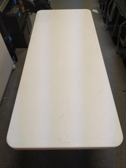6-ft lifetime table
