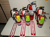 Fire Extinguishers & signs