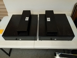 Cash drawers (no keys, both unlocked)