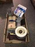 Misc Sand paper, blocks, belts