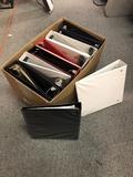 2-3 inch binders