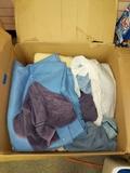 Towels and drop cloths