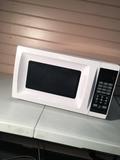 Walmart White Household Microwave Oven
