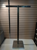 Adjustable display stand