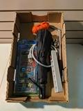 Fuses, umbrellas, power strips, sockets