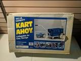Kart Ahoy unassembled